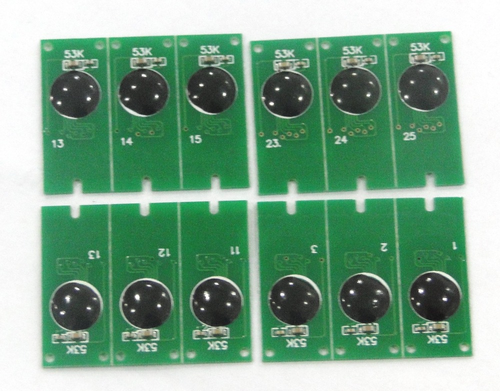 T7861XL T7871XL cartridge chips  for epson WorkForce Pro WF-4640 WF-4630 WF-5190 WF-5690 printer<br><br>Aliexpress