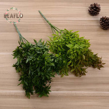 1 PCs Artificial Plant Pepper Leaves Wedding Arrangement Christmas Home Decoration