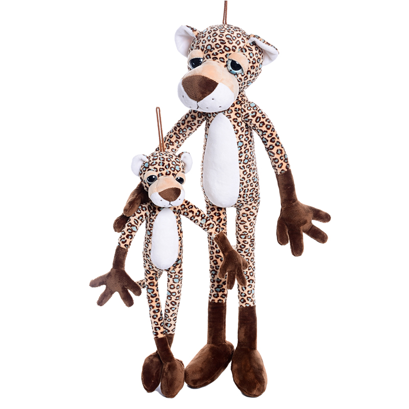 Big Plush Simulation Leopard Toys Stuffed Animal  Leopard Toy Animal Dolls Christmas Gifts for Kids Home Decoration 23<br><br>Aliexpress