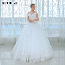 Sexy Backless Ball Gown Wedding Dress Long Sleeves Vestido De Novia Lace Bridal Dresses 2016 Princess Wedding Gowns 2016