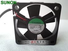 Original SUNON KDE2405PFB1-8 5CM 5010 24V 1.0W inverter fan(China)