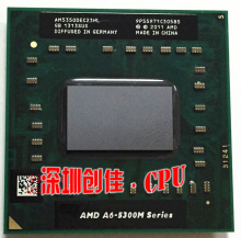 Original AMD A6 5350M - 5300M 2.9GHz Dual Core Notebook processors Laptop CPU AM 5350 Socket FS1 722 pin Computer Original