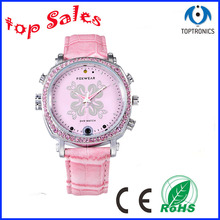 Top Sales Female Smart Watch TF26 with Camera Video Recording Fuction Best Lady Watch Gift  WIFI P2P Control of Lan