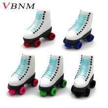 VBNM ice Skates Pen Drive USB flash Drives Genuine pendrive 4GB 8GB 16GB 32GB Roller Skates Shoes USB Flash Disk memory stick