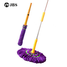 Twist The Water Mop Microfibre Flat Mop Rotated Spray Cloth Home Self Squeezing Flat Drag Lazy Floor Sweeper Double-sided Flat