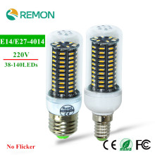 LED Bulb E27 E24 SMD 4014 lamparas LED Light 38 55 78 88 140Leds Lampada LED Lamp 220V Ampoule Candle Luz More Bright Than 5730