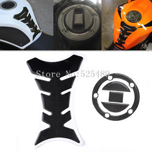 Motorcycle Decoration Sticker Fuel Tank Pad Decals Gas Cap Pad Cover Stickers For Suzuki GSXR 600 750 1000 GSX1300R SV650/1000