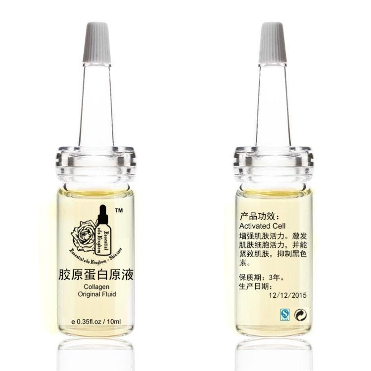 Collagen Original Fluid Eye Repair Face Care Dark Circles Anti-Aging Moisturizing Whitening 10ml*2pcs 13