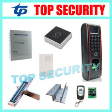 TF1700 fingerprint access control system TCP/IP biometric fingerprint door lock system with RFID card access control reader