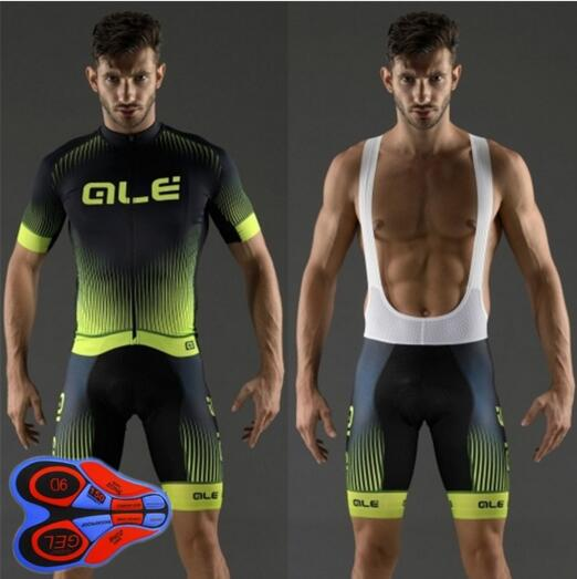 2017 breathable Ropa Ciclismo MTB Bike Clothing Maillot Bicycle Wear Summer ALE Cycling Clothing Racing Cycling Jersey