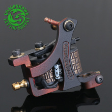 Professional Tattoo Machine Liner & Shader Tattoo Machine 8 Wrap Coils Tattoo Supply