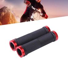 Hot Sale Soft Non Slip Rubber Plastic Outdoor Sports Bike Bicycle BMX MTB Cycle Mountain Bicycle Bike Handle Bar Rubber Red