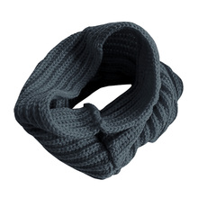 2017 New Ladies Girls All-match Winter Warm Knitting Wool Collar Neck Warmer Scarf Shawl Wraps -MX8