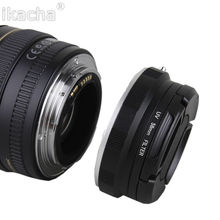 Buy 3 In1 Camera Macro Lens Reverse Adapter Protection Lens Cap+ 58mm UV Filter 18-55mm Canon 60D 70D 600D 700D 750D 1200D 100D for $8.97 in AliExpress store