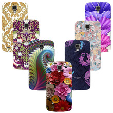 For Samsung Galaxy S4 Active i9295 i537 Luxury Printing Case Hard Plastic Back Cover Patten Skin Shell Fashion Colored Coque