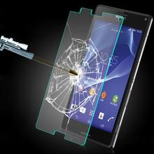 9H Premium Tempered Front Glass Film Screen Protector Shield Guard for Sony Xperia Z3 Mini Compact Excellent Screen Protector(China)
