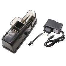 1Pc New EU Plug Electric Cigarette Rolling Machine Automatic Injector DIY Hand Maker Smoking Free Shipping