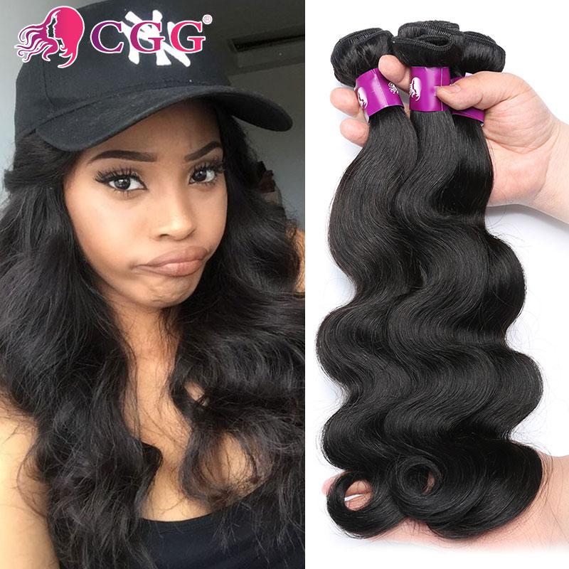 3 Bundles Virgin Hair Body Wave 7A Brazilian Virgin Hair Human Hair Weave Extensions Wholesale Brazilian Body Wave Can be Dyed<br><br>Aliexpress