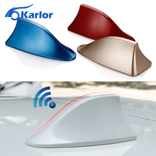 Car Shark Fin Antenna With blank radio for Hyundai Solaris Tucson ix35 i30 i20 i40 ix25 Accent Creta Elantra Getz Accessories