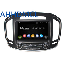 Car PC Audio Radio DVD Android 5.1.1 GPS BT AUX IN DVR WiFi For Buick Regal 2014~2016