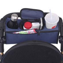 Baby Stroller Accessories Stroller Bag Storage Bottle Baby Store Baby Bag(China)