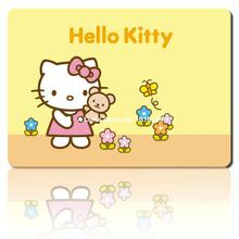 hello kitty mouse pad Little bear mousepad laptop anime mouse pad gear notbook computer gaming mouse pad gamer play mats(China)