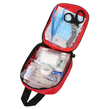 Compact First Aid Kit Medical Car Eva Emergency for Home Travel Wilderness Earthquake Disaster Relief Survival  15/22 Sets