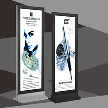 Bus Stop Advertising LED Light Boxes(China)