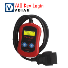 2016 New Arrival vag pin ode Reader Auto Key programmer OBD2 vag key login Car Diagnostic Tool Code Reader free shipping