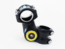 MTB Road Cycling Mountain Bicycle Bike Aluminum 31.8*128mm Adjustable Riser Extended Stretch Handlebar Stem Accessories - JERY 1990 Store store