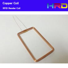 Coil Antenna RFID Reader Copper Coil Air Antenna Customized size and shape with much wire diameter meet your request