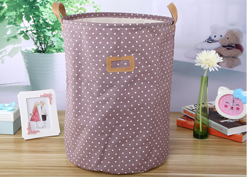 09 MICCK Storage Basket Dirty Clothes Sundries Waterproof Laundry Basket Organizers Washing Clothes Toy Linen Folding Storage Box