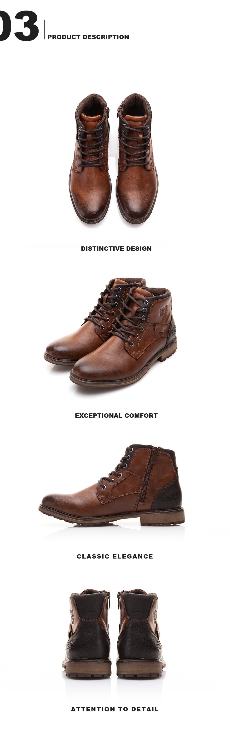أحذية رجالية كبيرة الحجم 40-48 4