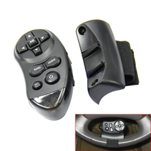 Universal Car Styling Electronics Accessories Steering Wheel DVD MP3 Infrared Learning Type Remote Control Distance 80cm