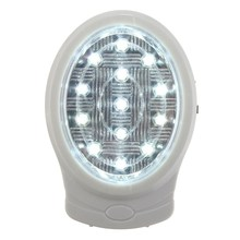 AC110-240V 2W 13 LED Rechargeable Emergency Light Automatic Power Failure Outage Lighting Lamp Bulb(China)