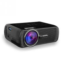 Original Mini Full HD TV 1080P Movie Led Projector Portable Home Theater Cinema Business Media Player LED Display HDMI USB