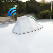 Newest shark fin antenna special car radio aerials signal Fit For KIA Sorento 2008 2009 2010 2011 2012 2013 2014 Car Styling(China)