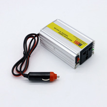 12V to Ac 220V 150W Car Inverter with Universal Adaptor and Usb Charging Interface
