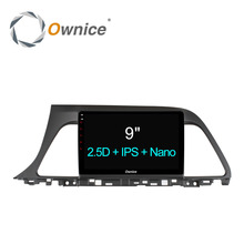 Ownice C500+ Octa Core Android 6.0 CAR Radio DVD GPS Navi For Hyundai Sonata 9 2015 2016 Audio video head unit Support 4G SIM(China)