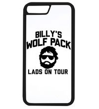 Wolfpack Stag Do Personalised Custom Cheap fashion phone Case cover for iphone 4 4S 5 5S 5C SE 6 plus 6s plus 7 7 plus &tt362