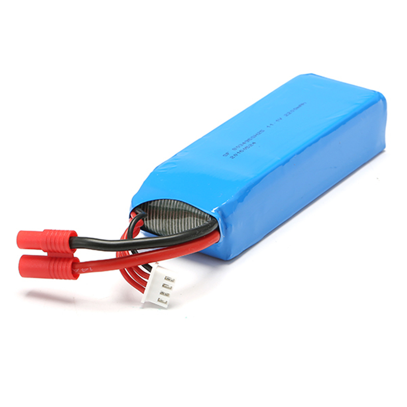 Li-po Battery For BAYANG BAYANGTOYS X16 RC Quadcopter Spare Parts 11.1V 2200mAh Lipo Battery For RC Camera Drone Accessories<br>