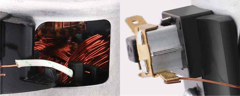 1PC For Philips FC8088 FC8089 vacuum cleaner motor motor 105 copper wire 1200W
