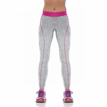 New Yoga Sports Leggings For Women Sports Tight Yoga Leggings Comprehension Yoga Pants Women Running Tights Women(China)