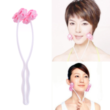 U119 Anti Wrinkle Face Slimmer Massage Massager Roller Facial Slim Up Beauty Care New(China)