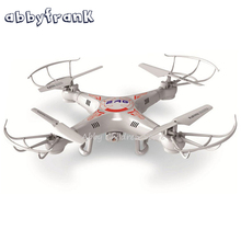 Abbyfrank X5C Remote Control Helicopter RC Drone 360-Eversion 2.4G 4 CH 6 Axis Gyro Quadcopter Led Light Plane Without Camera