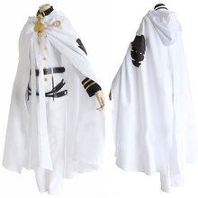 Anime Seraph Of The End Owari no Seraph Mikaela Hyakuya Uniform Cosplay Costume Full Set Costumes