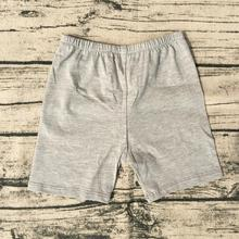 children boutique blank kids short pants cotton summer cool clothing baby boys hot shorts wholesale supplier(China)