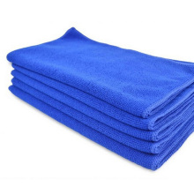 70*30cm Soft Microfiber 5PCS Microfiber Car Dry Clean Wash Polish Multi-function Towel Blue ME3L