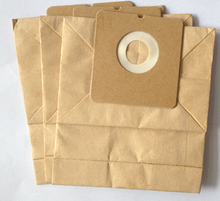 happy 3pcs vacuum cleaner paper dust bag 8.2X8.5CM VW7-110G VW208-120GVW209-120G