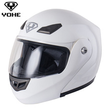 2017 YOHE Helmet New Best Sales Safe Flip Up Motorcycle Helmet  Everybody Affordable Motocross Helmet